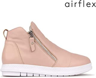 Airflex Tommie Womens Leather Casual