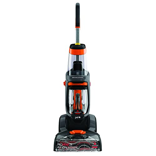 BISSELL ProHeat 2X Revolution Pet Full Size Upright Carpet Cleaner and Shampooer with Antibacterial Spot &