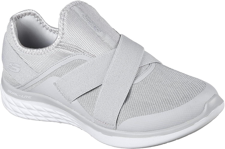 Skechers Cirrus Sweet Impression Womens Slip On Sneakers Black