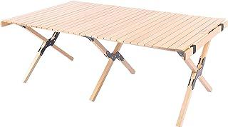 M.W.M 『Ready Table』 ロールトップテーブル 120㎝ ファミリーキャンプ