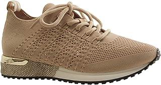 Reqins - INES Crochet - Sneaker - Beige