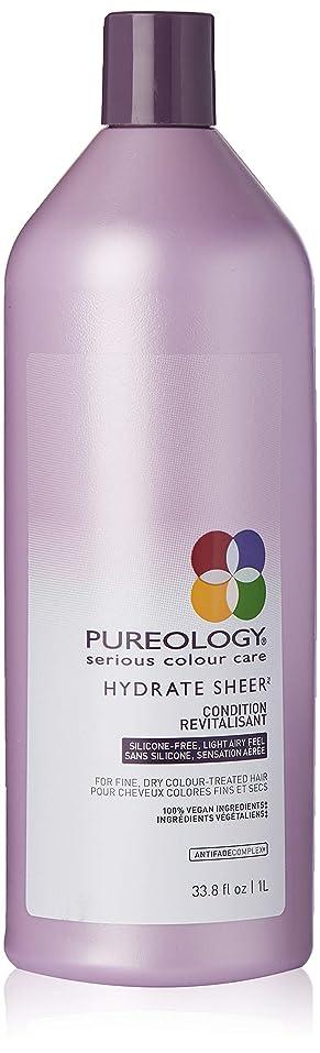 クローゼット栄養先例Pureology 水和物シアーコンディショナー 33.8 fl。オンス 0