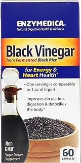 Enzymedica, Black Vinegar, 60 Capsules