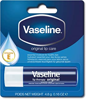 Vaseline Lip Therapy Original Balm, 4.8 gms