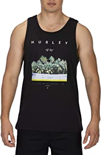 Hurley Men's Premium Shoreline Tank Top