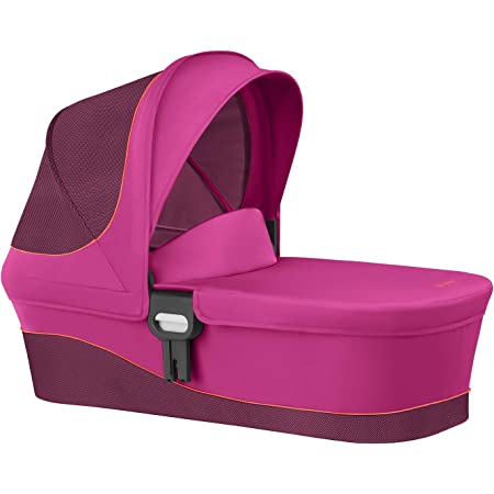 Cybex Gold Carrycot Cot S 9 kg from Birth to 6 Months Fancy Pink