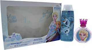 Air-Val Disney Frozen 1 For Children Eau De Toilette, 100 ml + Shower Gel, 300 ml Set