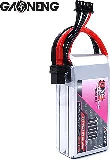 GAONENG GNB 4S 1100mAh LiPo Battery 14.8v 130C XT60 for Brushless 150mm to 220mm Size FPV