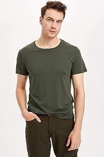 DeFacto Slim Fit Basic T-shirt