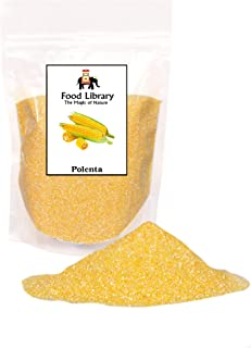 FOOD LIBRARY THE MAGIC OF NATURE Yellow Corn Polenta (400 g)