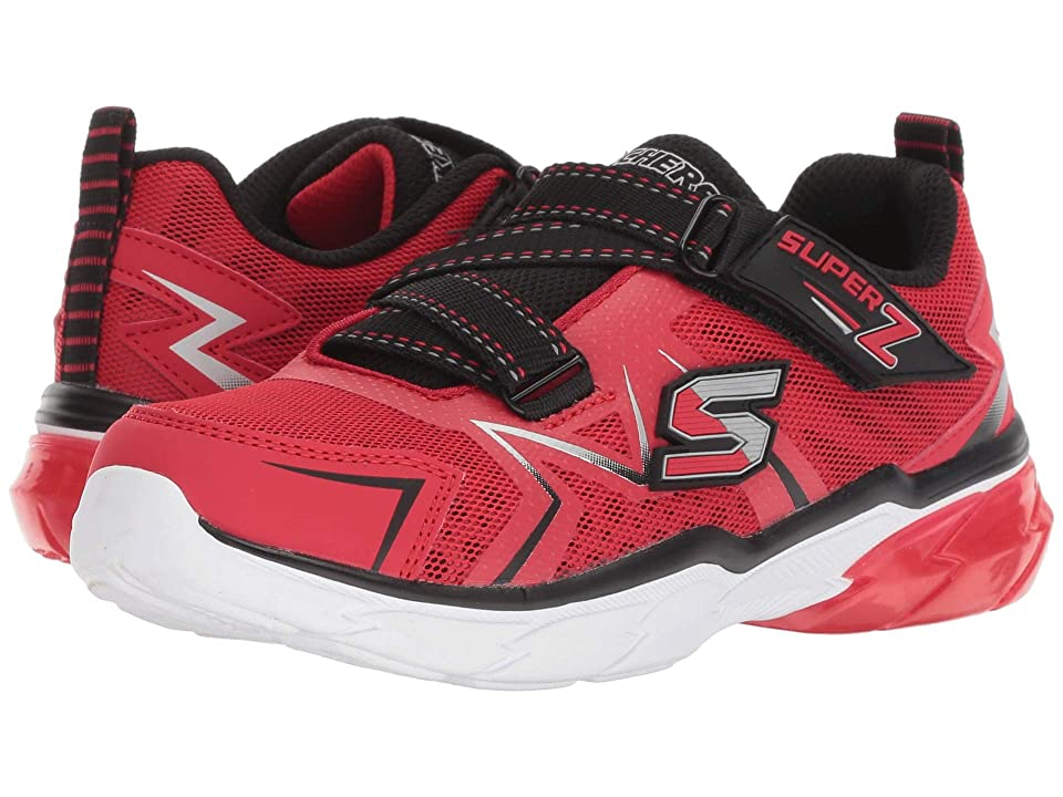 SKECHERS KIDS Thermoflux (Little Kid/Big Kid) (Red/Black) Boy