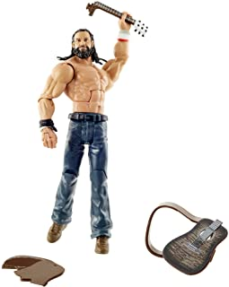WWE Wrekkin' 6-inch Action Figure with Wreckable Accessory, Elias