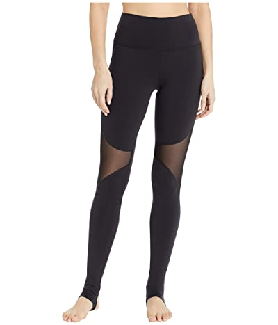 ALO High-Waist Coast Leggings (Black) Women