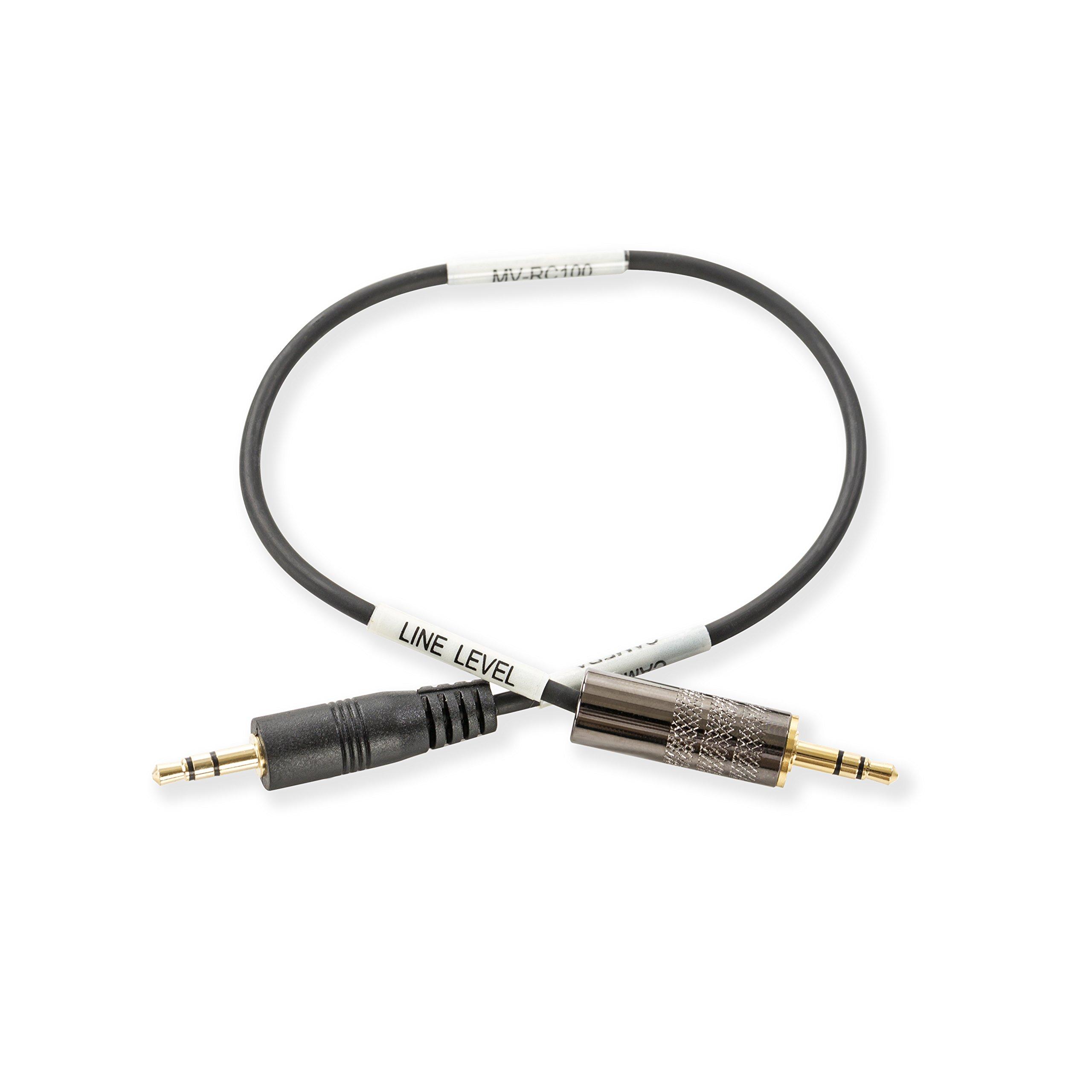 Movo MV RC100 Microphone Attenuator Cameras