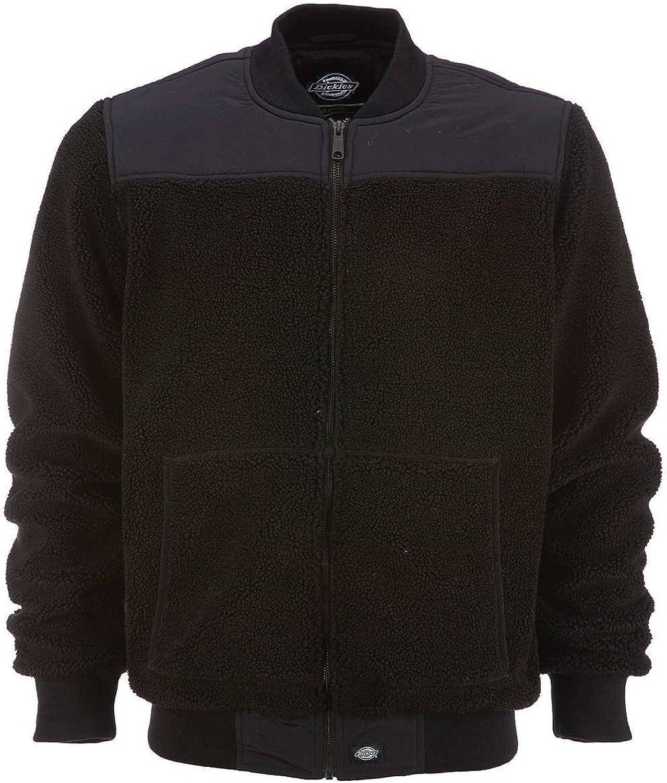 Dickies Dillsburg Fleece Jacket Black