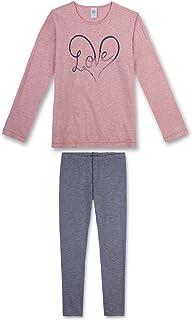 f582fea5cd595 Sanetta Filles Pyjama 2 pièces mis Ados. Love Longue 140-176 - Rose/