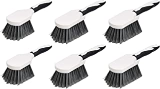 AmazonCommercial Car Wheel and Tire Brush - 6pack