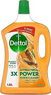 ديتول - منظف مقاوم للبكتيريا للأرضيات 1.8 لتر
