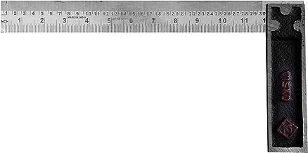 Visko Tools 234 12-inch Tri-Square Tool (Silver)