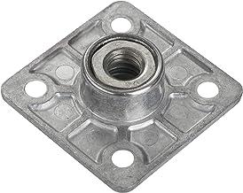 4 stuks SOTECH tafelpootverbinder Kea, hoekig 47,5 x 47,5 mm voor M10 schroefdraadschroef
