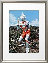 ウルトラ百景 ウルトラマン Best Scene 100 アートポスター (アートフレーム 付) 43×33cm スペシウム光線 9306