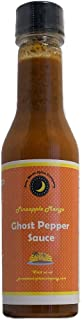Pineapple Mango GHOST PEPPER SAUCE   Crafted in Small Batches with Farm Fresh Herbs for Premium Flavor and Zest