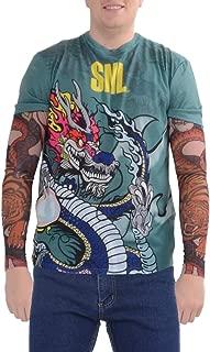 SNL Stefon Tattoo Shirt Medium