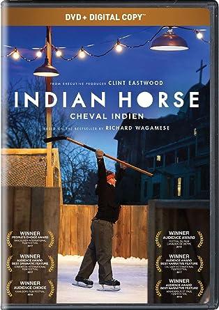 Indian Horse [DVD + Digital] (Bilingual)