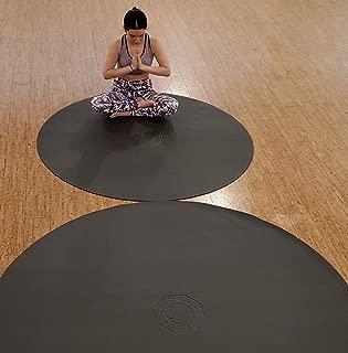 6ft round yoga mat