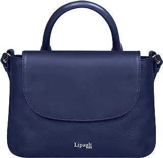 Plume Elegance Mini Handle Bag - Small Top Handle Shoulder Crossbody Handbag for Women