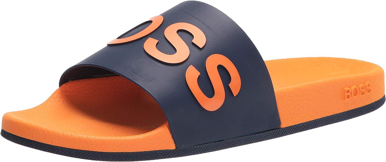 BOSS HUGO Men's Sandal Topics on TV Slide Cheap super special price