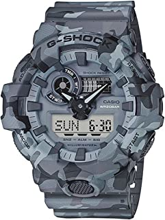 CASIO (カシオ) 腕時計 G-SHOCK(Gショック) メンズ 海外モデル カモフラージュ GA-700CM-8A [並行輸入品]