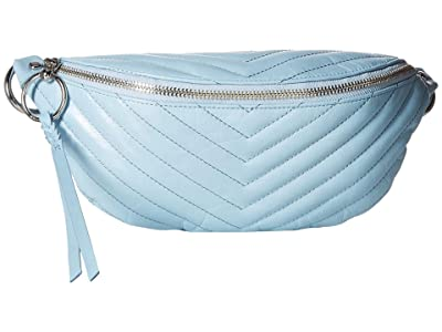 Rebecca Minkoff Edie Sling (Powder Blue) Handbags