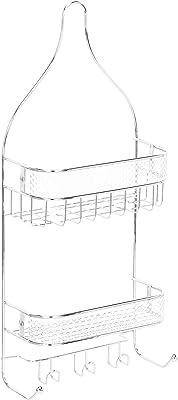 Amazonベーシック バスルーム収納 シャワーキャディ ケージ