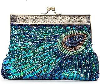 Best peacock purse clutch Reviews
