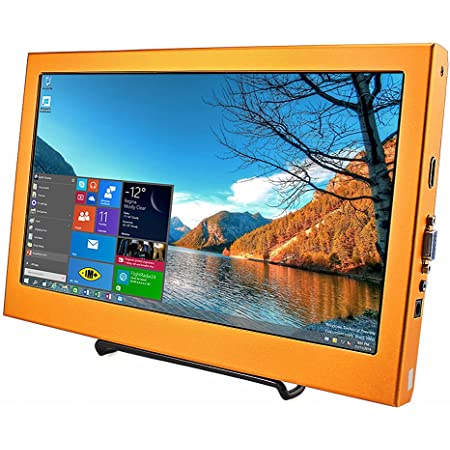 Elecrow 11.6 Inch 1920X1080 HDMI VGA 1080P LED Display Moniter Compatible for Raspberry Pi Win PC Game Consoles