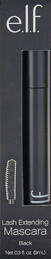 反発仲良し浴E.L.F. Cosmetics, Lash Extending Mascara, Black, 0.25 fl. oz. (7.5 ml)