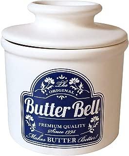 ceramic butter bell