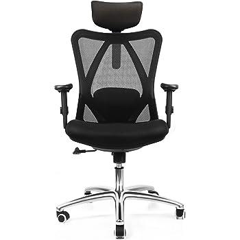 Bürostuhl mit Stütze - Machen Sie den Test