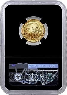 $1 American Silver Eagle NGC MS70 FDI Black Label Red Core 2019 W