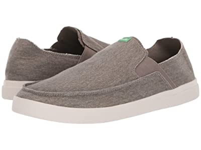 Sanuk Pick Pocket Slip-On Sneaker (Brindle/Natural) Men