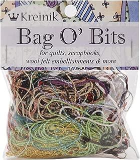 Kreinik Bag O' Bits Metallic Thread, 11gm