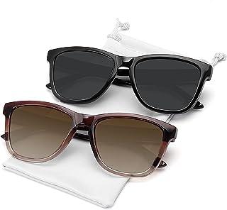 Fashion Polarized Sunglasses for Women Men Classic...