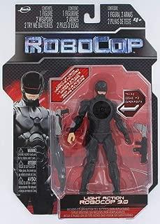 Jada 6 Robocop Light-up Action Figure 3.0 (Black)