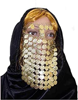 metal burqa