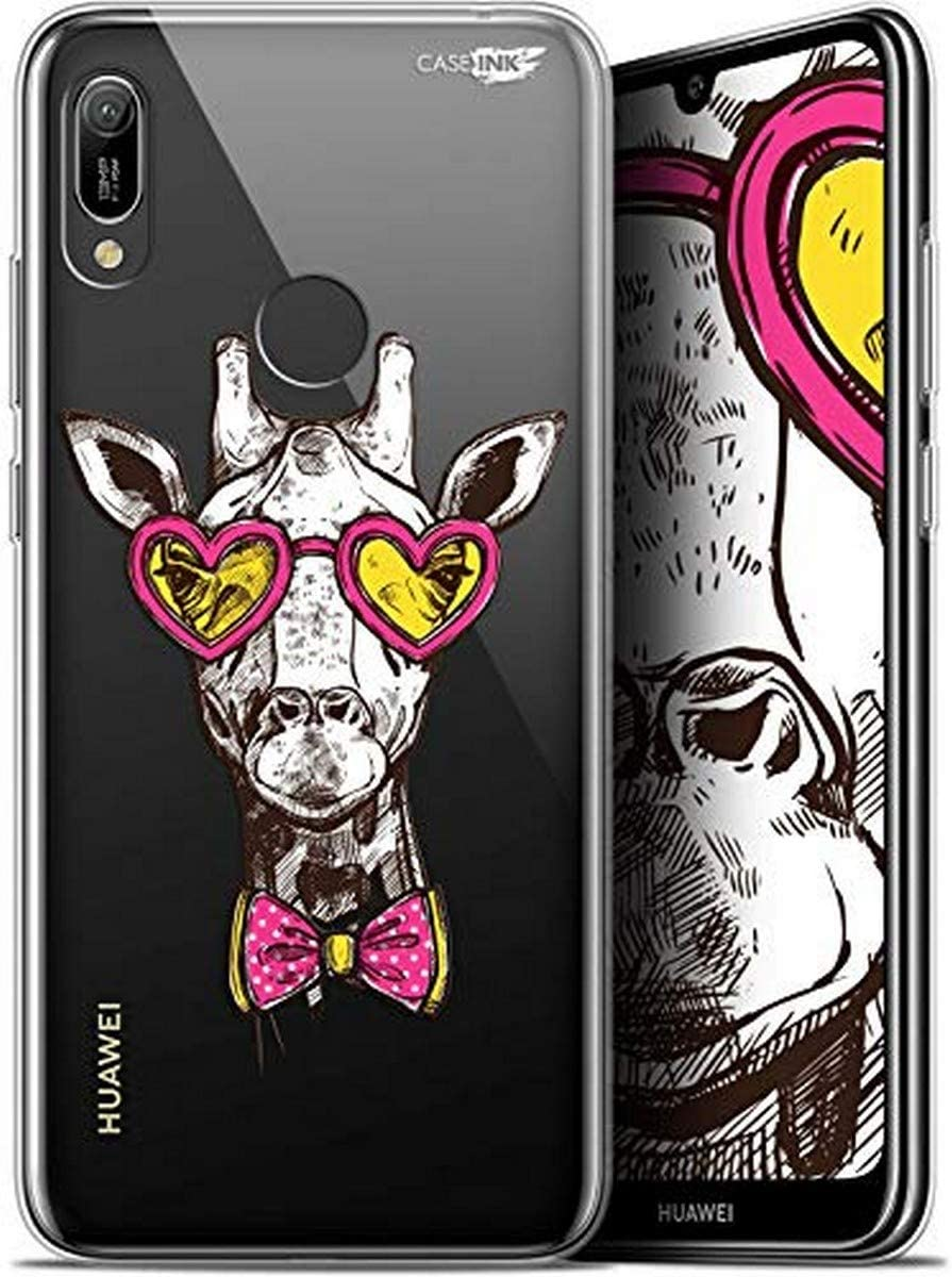 Popular popular Hipster Giraffe Ultra Thin Case 2019 Y6 Huawei for Max 74% OFF 6.1