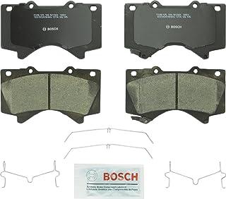 Bosch BC1303 QuietCast Premium Ceramic Disc Brake Pad Set For Lexus: 2008-2017 LX570; Toyota: 2008-2017 Land Cruiser, 200...