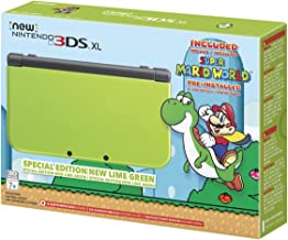 2ds xl lime green