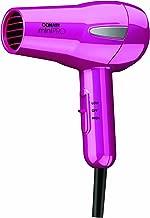 Conair MiniPRO Tourmaline Ceramic Styler/Hair Dryer; Pink