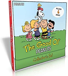The Good Ol' Peanuts Collector's Set: Lose the Blanket, Linus!; Snoopy and Woodstock's Great Adventure; Snoopy for Preside...